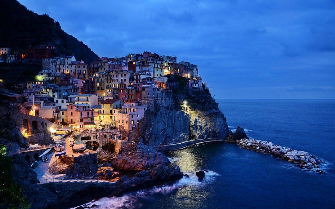 Włochy to kraj produkcji makaronu, pizzy i pięknych zabytków